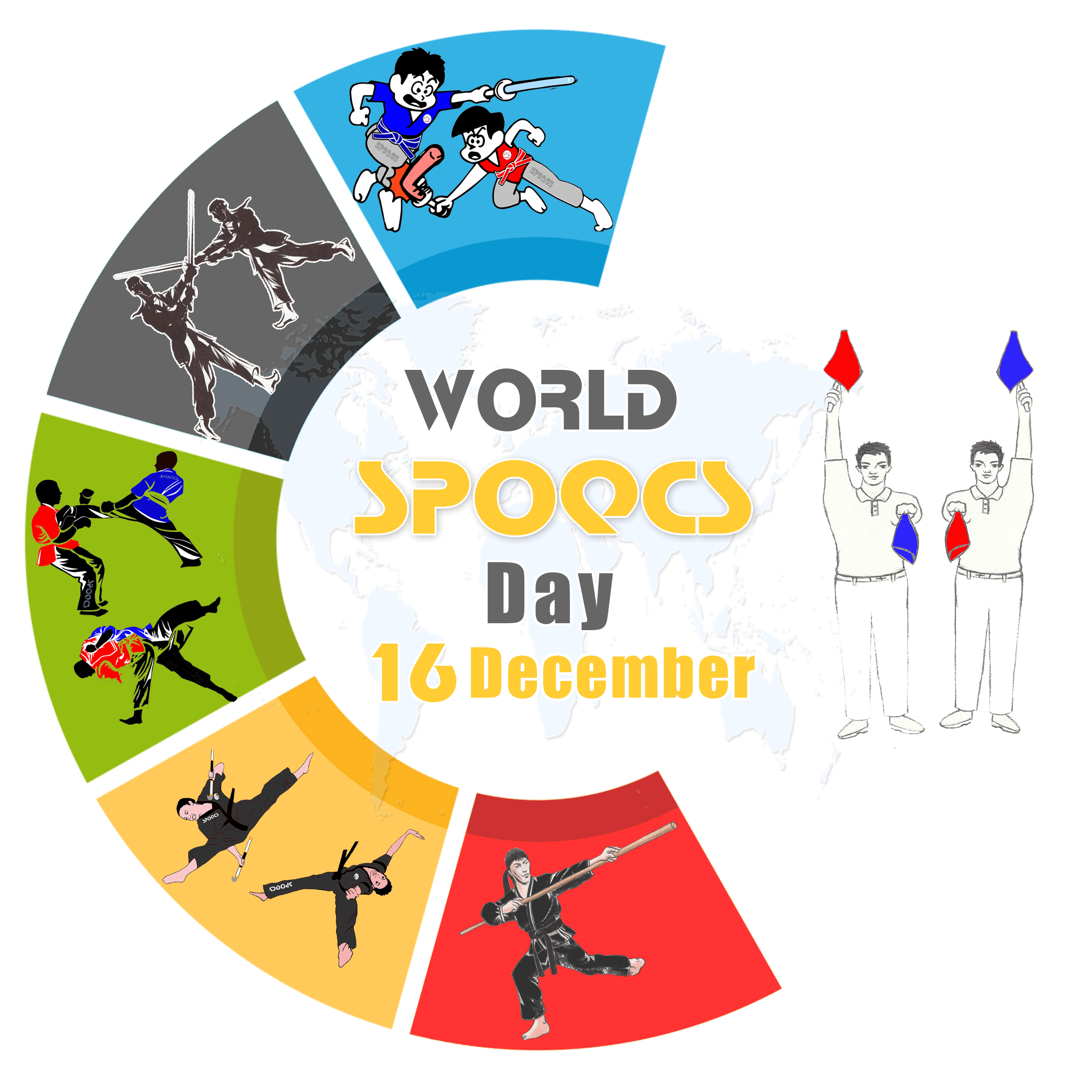 World Spoqcs Day!